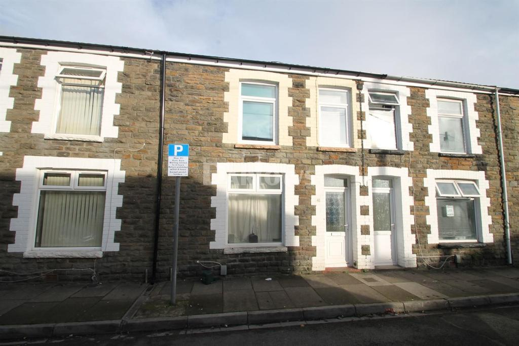 4 Bedrooms Terraced House for sale in King Street, Treforest