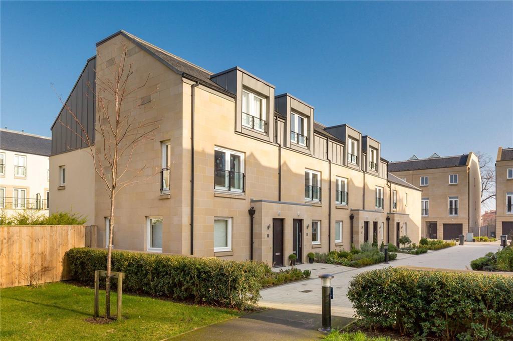 3 Bedrooms Terraced House for sale in Larkfield Gardens, Edinburgh