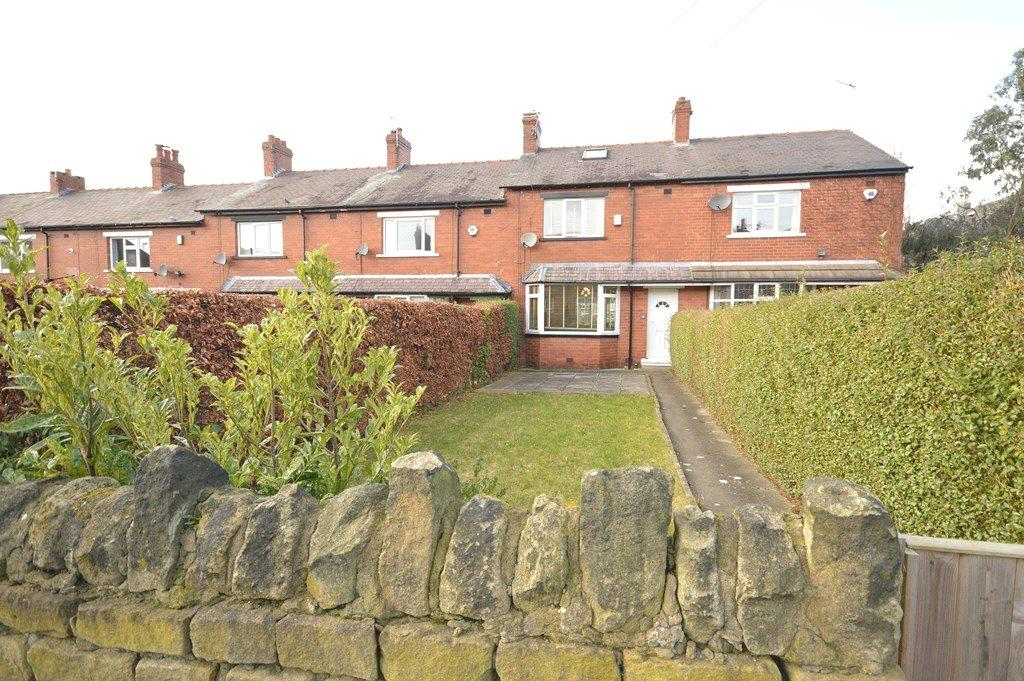 3 Bedrooms Terraced House for sale in Sunnybank Avenue, Horsforth, Leeds, West Yorkshire