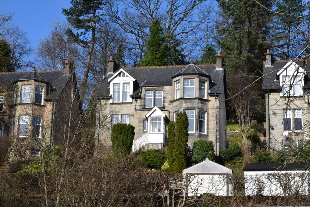 4 Bedrooms Detached House for sale in Station Road, Bearsden, Glasgow