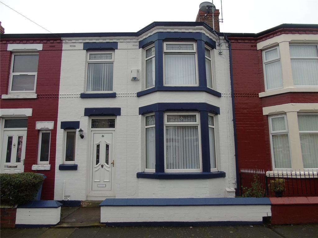 4 Bedrooms Terraced House for sale in Firdale Road, Walton, Liverpool, L9