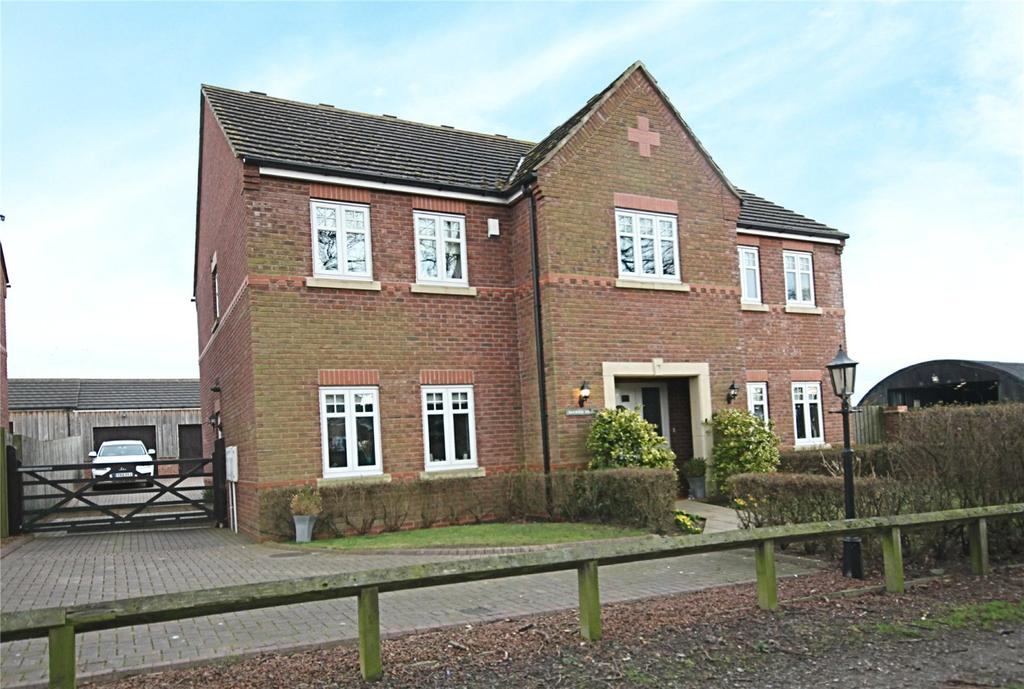 5 Bedrooms Detached House for sale in Hilton, Nr. Yarm,