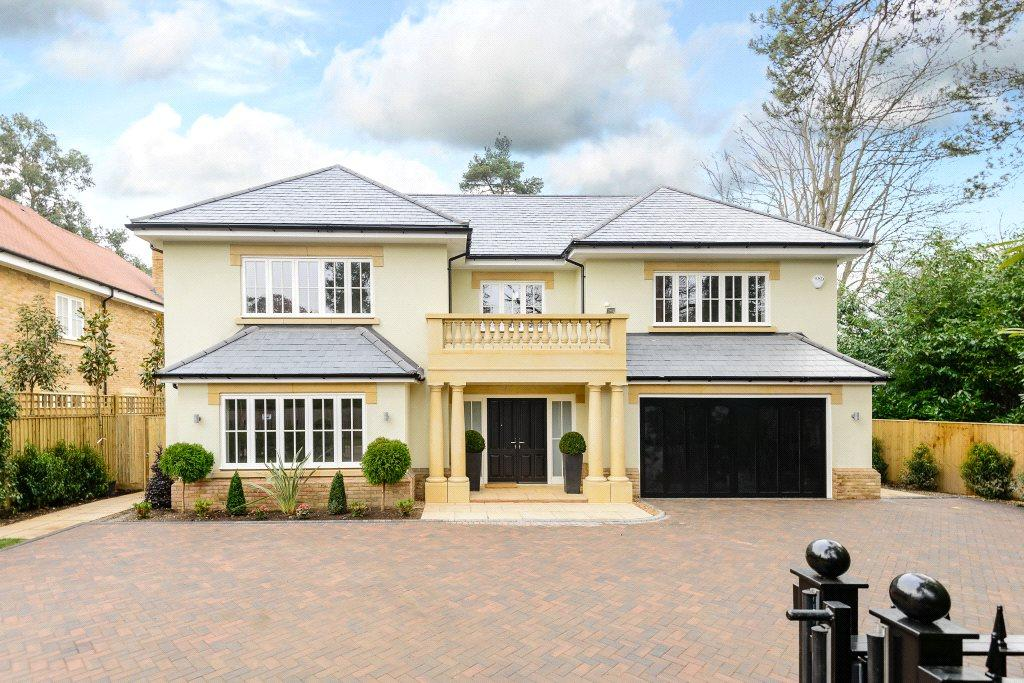6 Bedrooms Detached House for sale in Ravensdale Road, Ascot, Berkshire