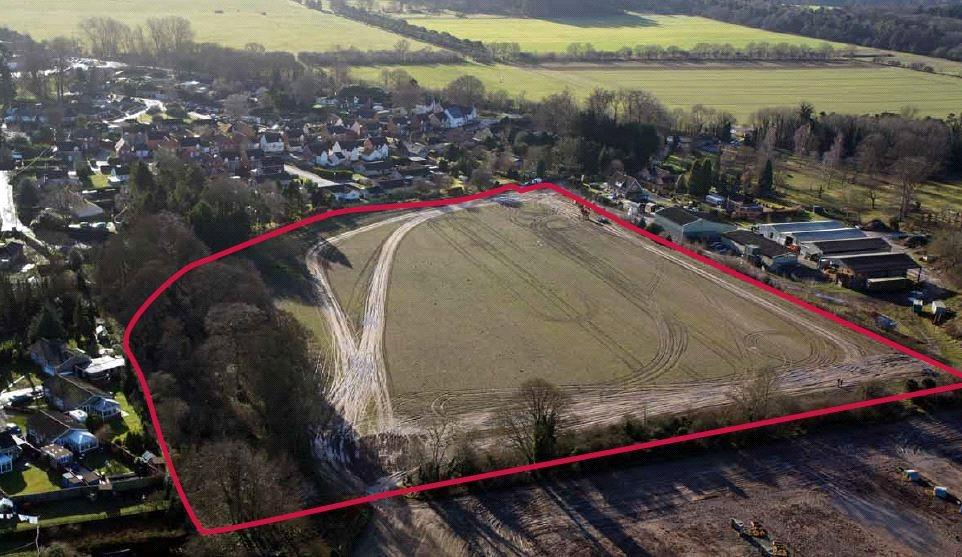 Land Commercial for sale in Weeting, Norfolk