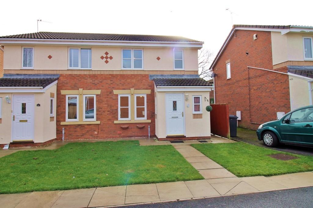 3 Bedrooms Semi Detached House for sale in Whimbrel Drive, Carlisle