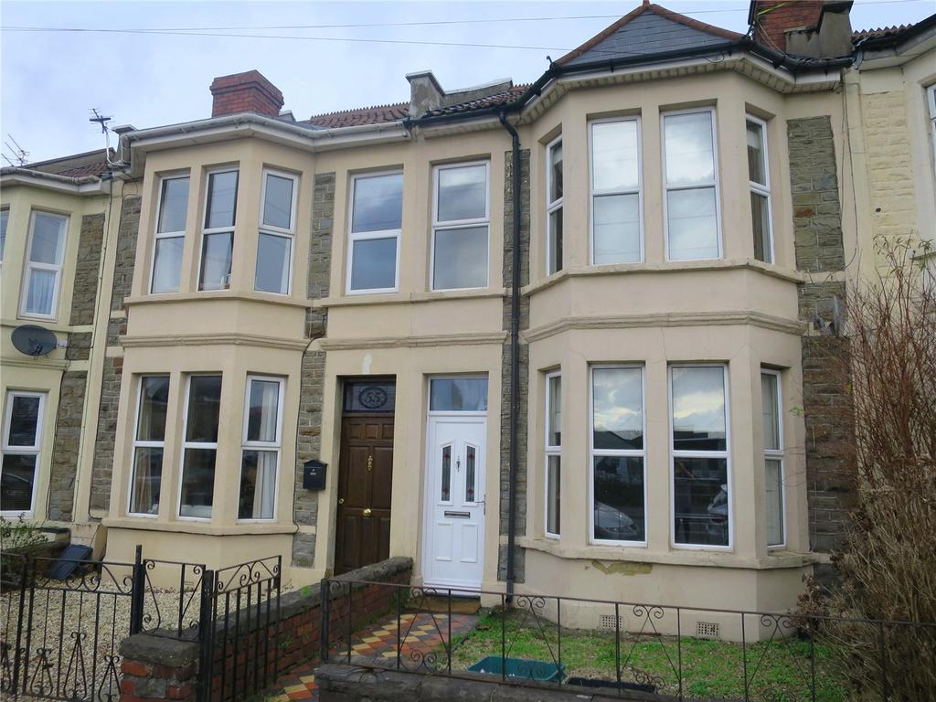 4 Bedrooms Terraced House for rent in Lodge Causeway, Fishponds, Bristol, BS16