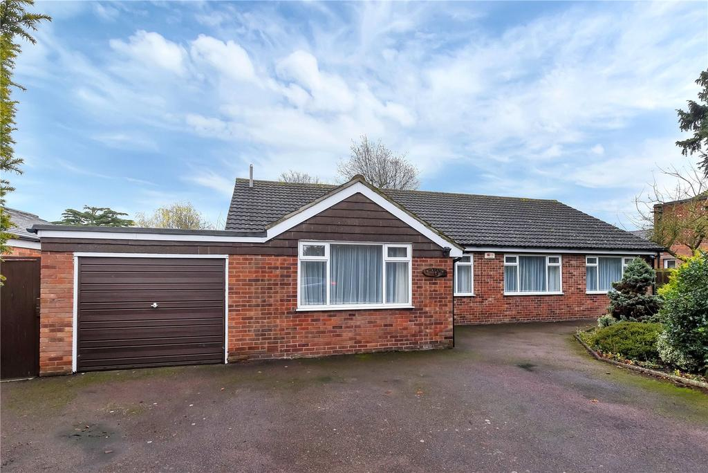 5 Bedrooms Detached Bungalow for sale in Sandy Lane, Melton Mowbray, Leicestershire