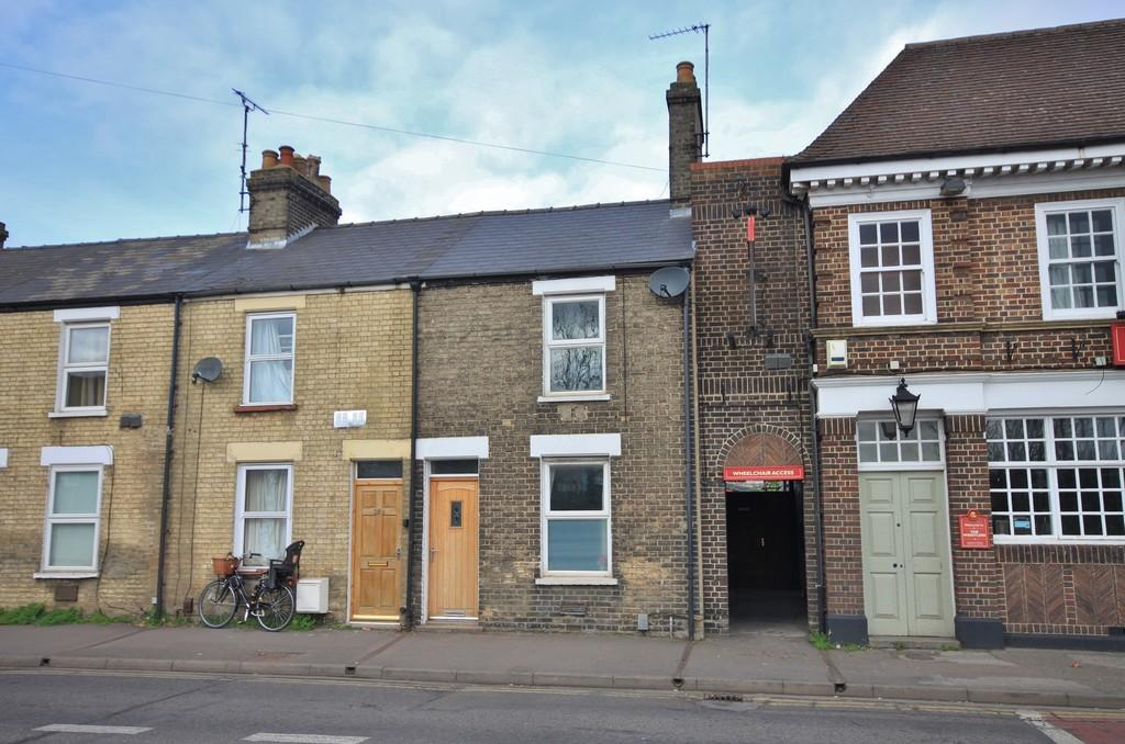 2 Bedrooms Terraced House for sale in Newmarket Road, Cambridge