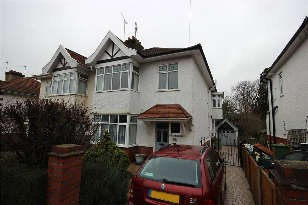 4 Bedrooms Semi Detached House for sale in Glenwood Road, Westbury-on-Trym, Bristol, BS10