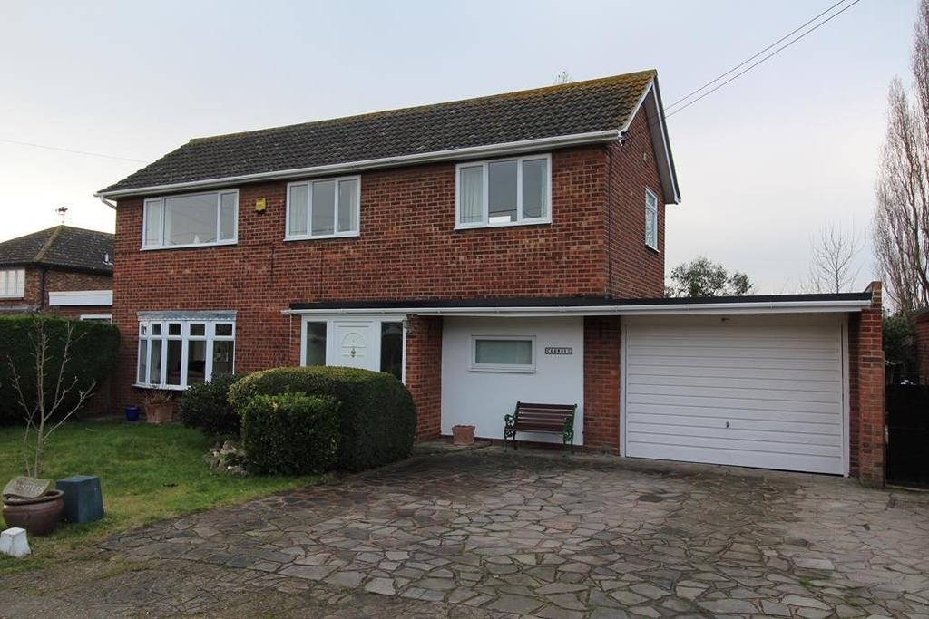 3 Bedrooms Detached House for sale in Albert Road, Bulphan, Upminster, Essex, RM14