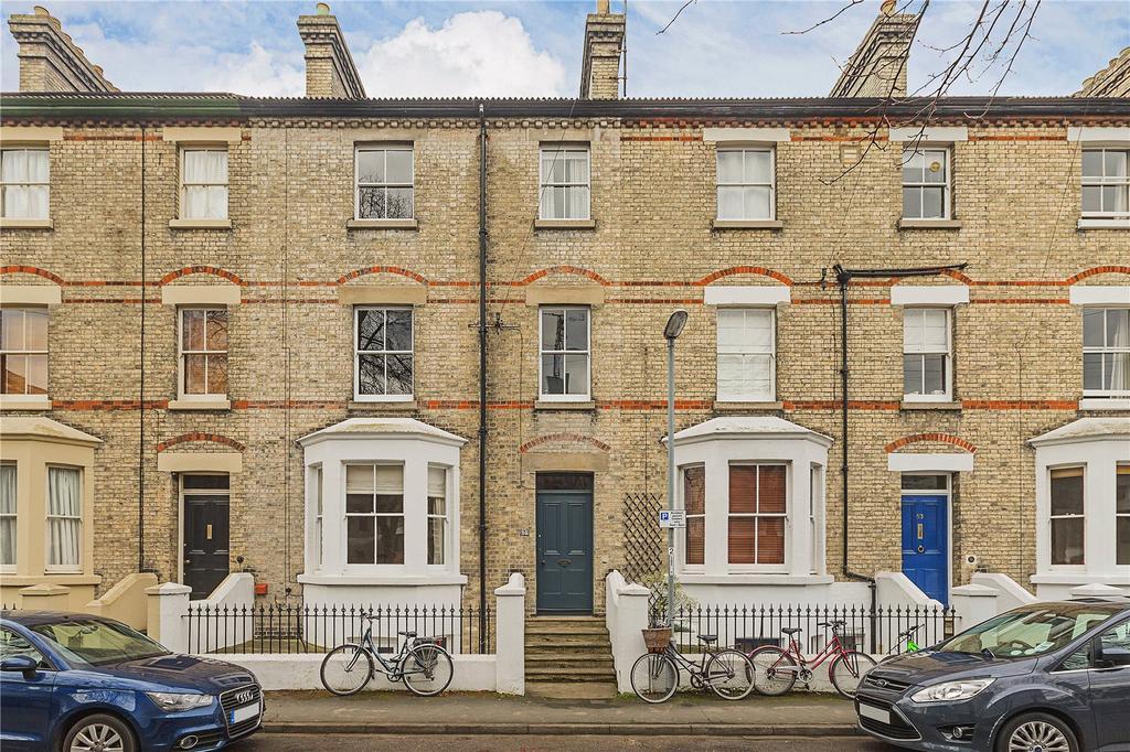 5 Bedrooms Terraced House for sale in Warkworth Terrace, Cambridge, Cambridgeshire, CB1