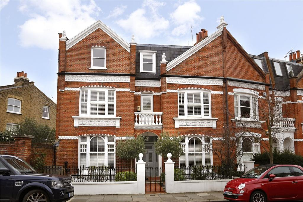 6 Bedrooms Terraced House for sale in Stokenchurch Street, Fulham, London, SW6