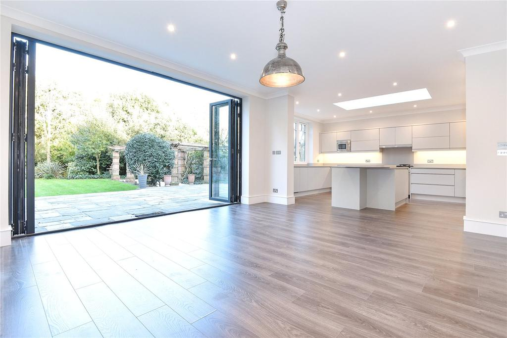 6 Bedrooms Detached House for rent in St. Aubyns Avenue, Wimbledon Village, London, SW19