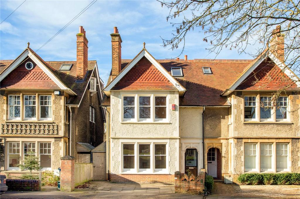 5 Bedrooms Semi Detached House for sale in Bainton Road, Oxford, OX2