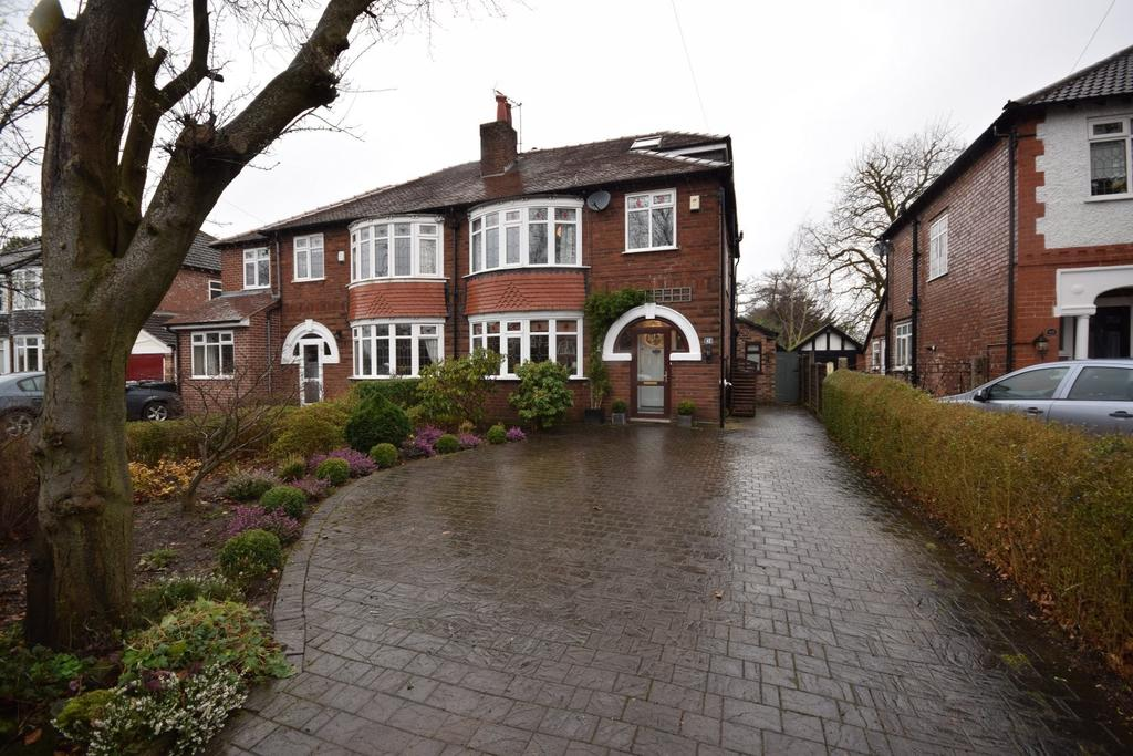 4 Bedrooms Semi Detached House for sale in London Road South, Poynton