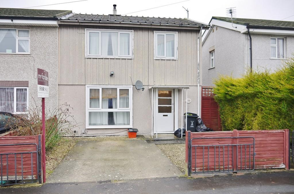3 Bedrooms Semi Detached House for sale in Cunningham Road, Swindon