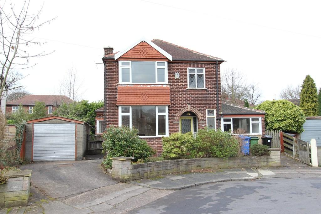 3 Bedrooms Detached House for sale in Carlton Road, Heaton Mersey