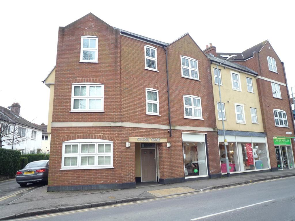 2 Bedrooms Apartment Flat for sale in Stone Yard, Western Road, Brentwood, Essex, CM14