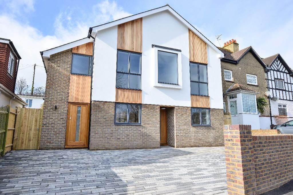 4 Bedrooms Detached House for sale in Winfield Avenue Brighton BN1