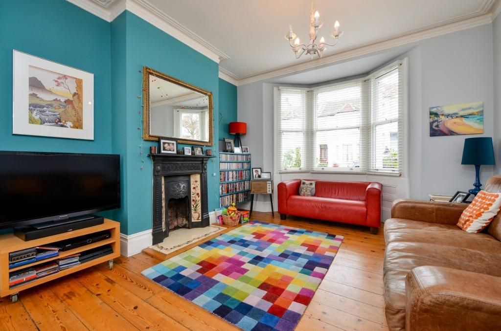 4 Bedrooms Terraced House for sale in Grantham Road Brighton East Sussex BN1