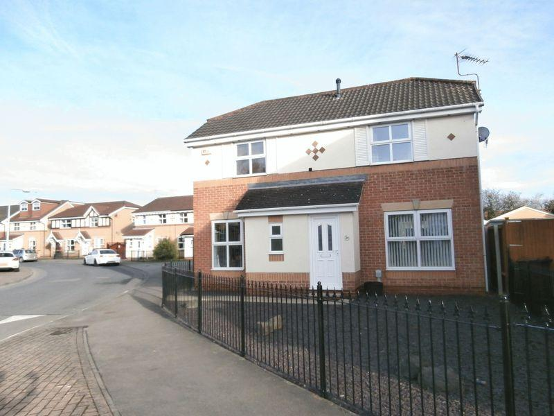 3 Bedrooms Detached House for sale in Western Gailes Way, Hull