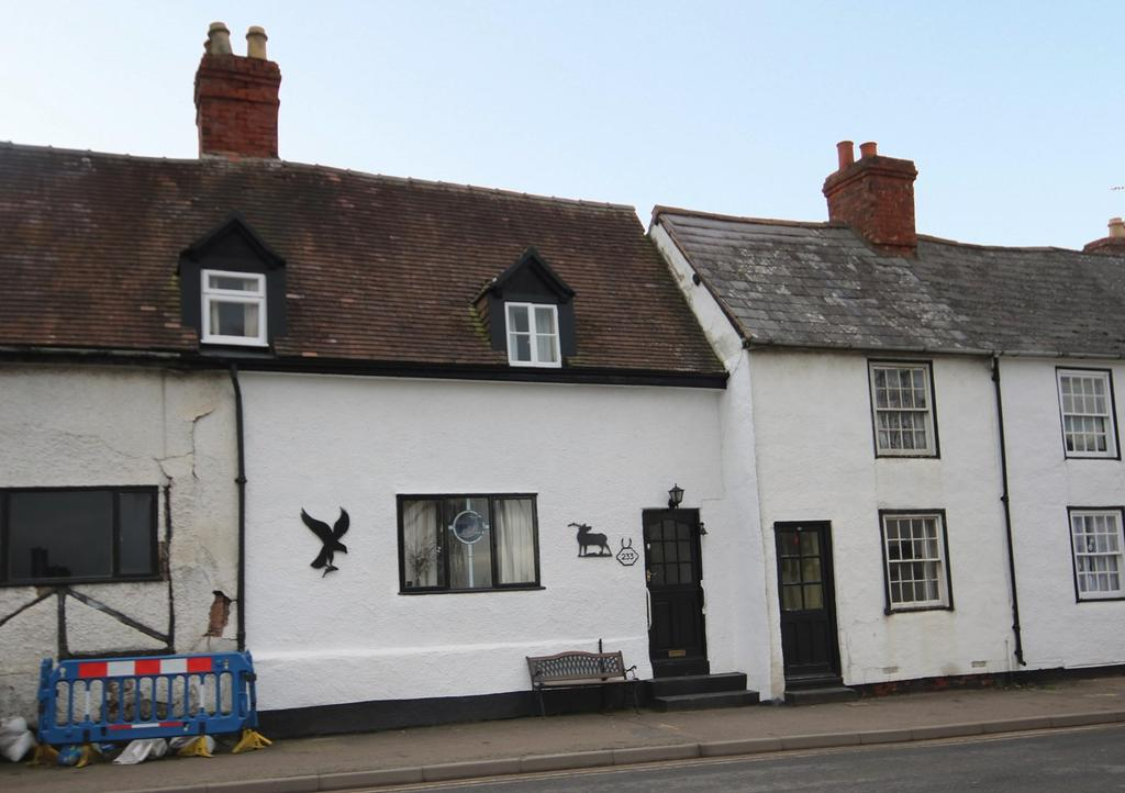3 Bedrooms Terraced House for sale in The Homend, Ledbury, HR8
