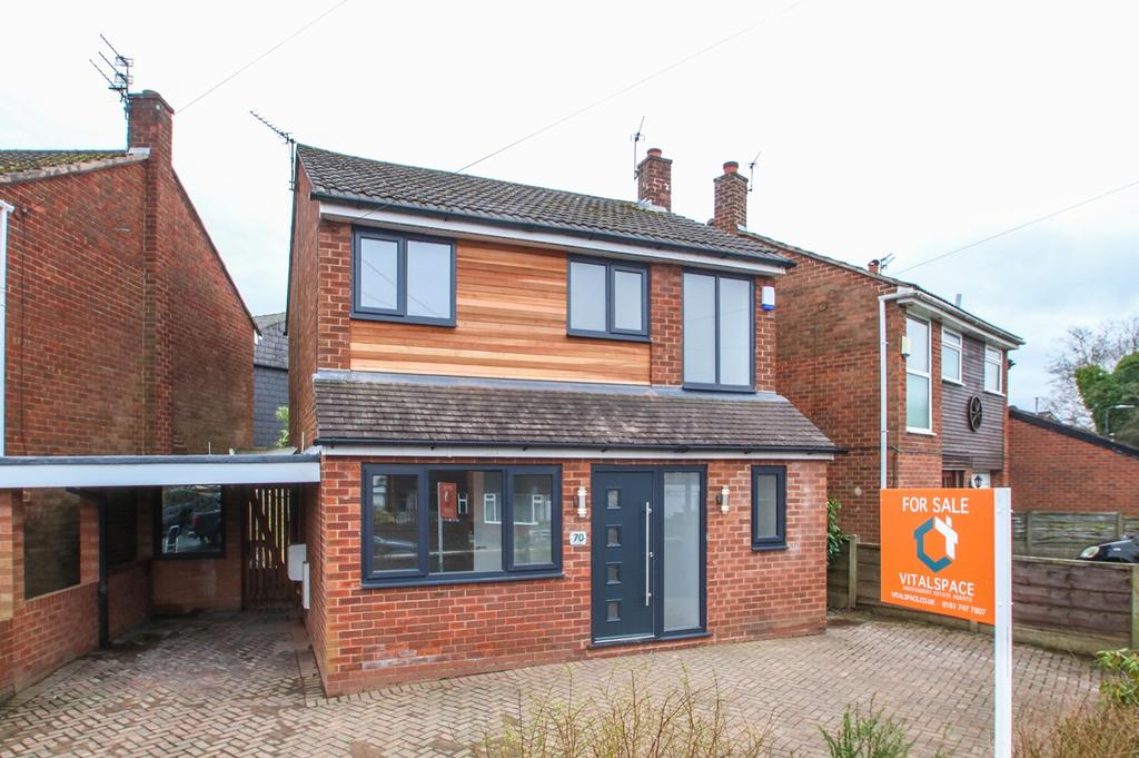 3 Bedrooms Detached House for sale in Bent Lanes, Davyhulme, Manchester, M41
