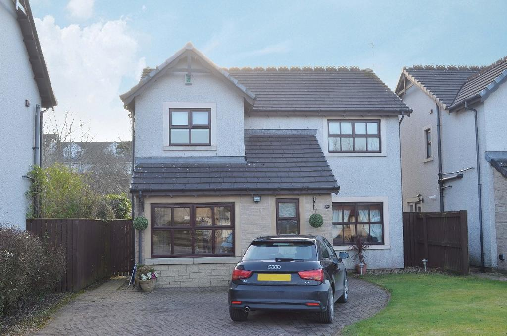4 Bedrooms Detached House for sale in Lauriston Grove, Newton Mearns, Glasgow, G77 6YP