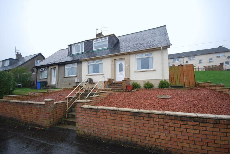 3 Bedrooms Semi-detached Villa House for sale in 15 Drumwhill Road, Drongan, KA6 7BQ