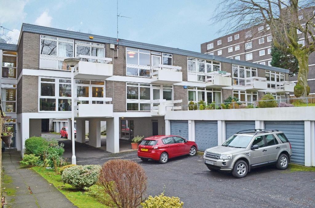 2 Bedrooms Flat for sale in Kingsborough Gardens, Flat 2, Sydenham Court, Hyndland, Glasgow, G12 9QD