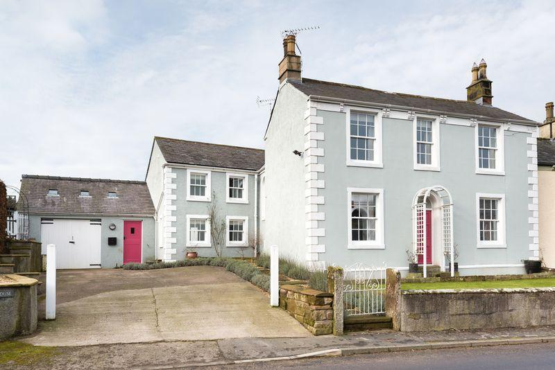 4 Bedrooms Semi Detached House for sale in Red House, Ireby, Wigton