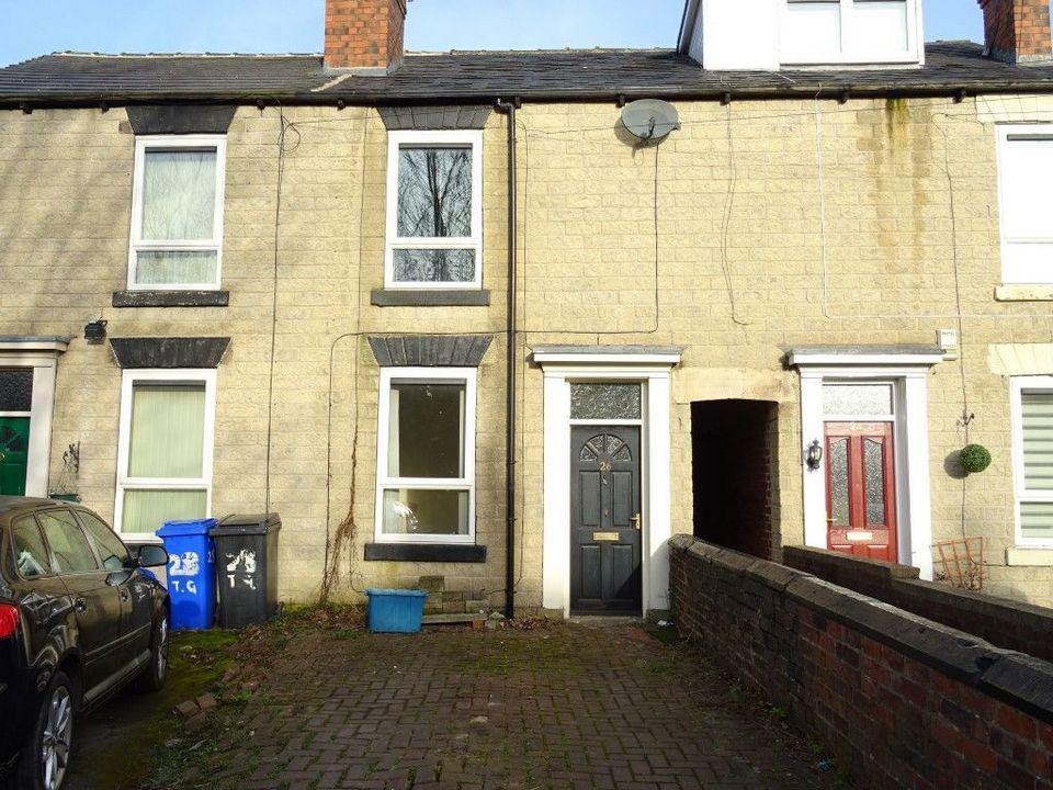 3 Bedrooms Terraced House for sale in 26 Talbot Gardens, Norfolk Park, Sheffield S2