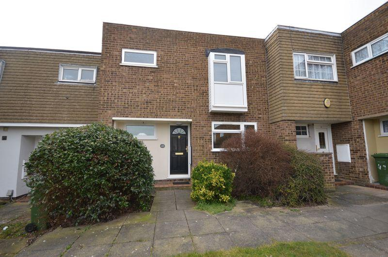 3 Bedrooms Terraced House for sale in Brussels Way, Luton