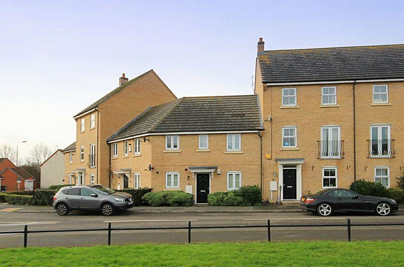 2 Bedrooms Apartment Flat for sale in MONTAGUE WAY, CHELLASTON