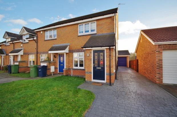 2 Bedrooms End Of Terrace House for sale in Crosthwaite Grove, Hylton Castle, SR5