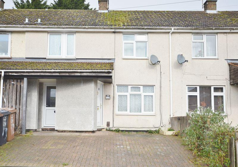 3 Bedrooms Terraced House for sale in Llewellyn Walk, Corby