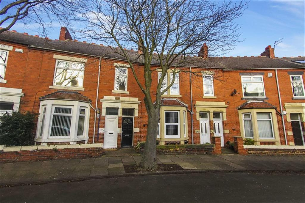 3 Bedrooms Flat for sale in Park Crescent East, North Shields