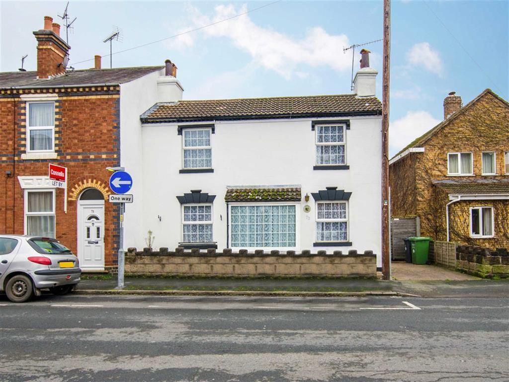 3 Bedrooms Terraced House for sale in Lorne Street, Kidderminster, DY10