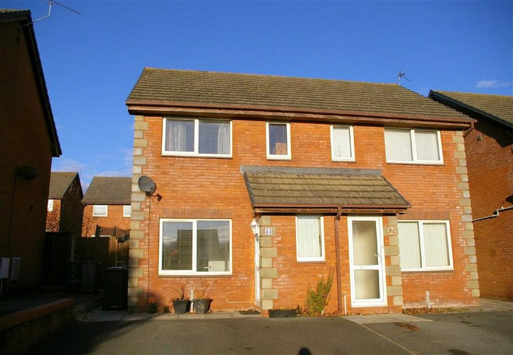 2 Bedrooms Semi Detached House for sale in Campbell Close, Penrhyn Bay, Llandudno
