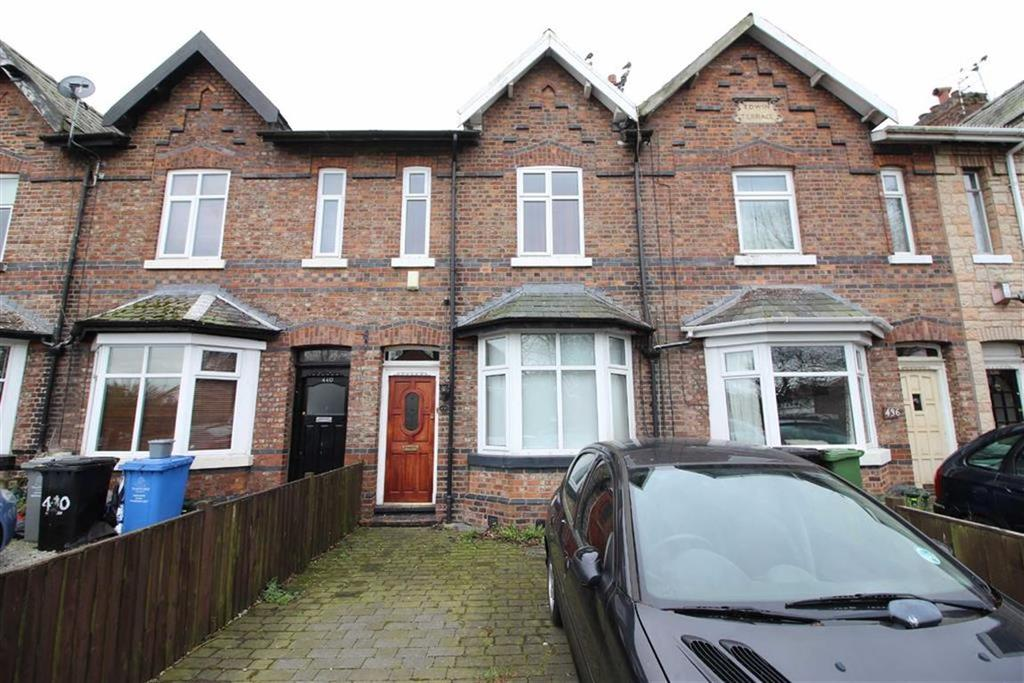 2 Bedrooms Terraced House for sale in Norris Road, Sale
