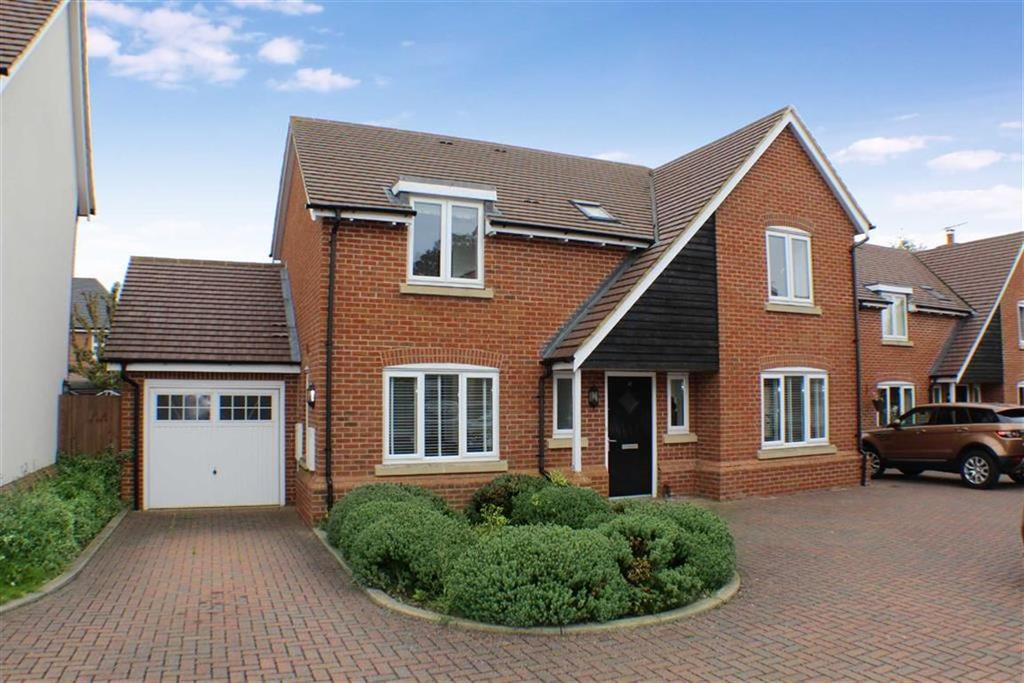 4 Bedrooms Detached House for sale in Tillage Close, St Albans, Hertfordshire