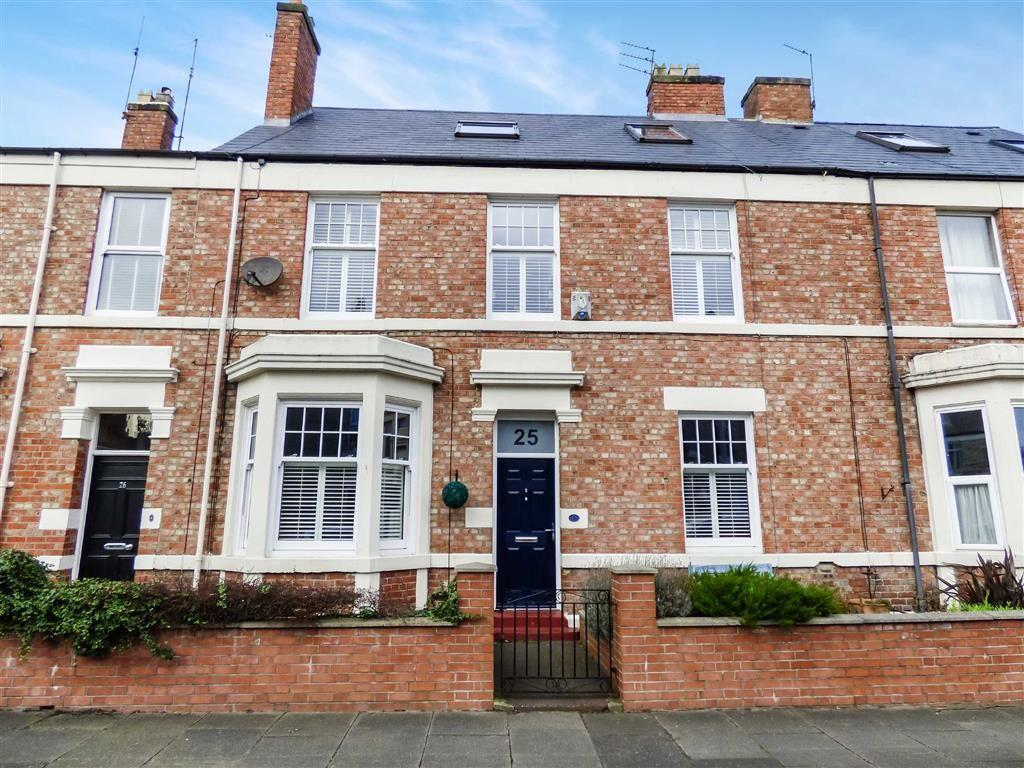 4 Bedrooms Terraced House for sale in Waterloo Place, North Shields