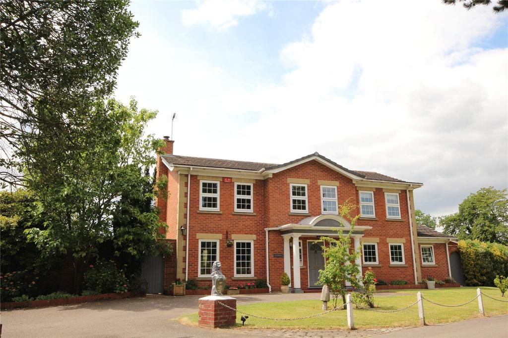 4 Bedrooms Detached House for sale in Chancery Close, Lincoln, LN6