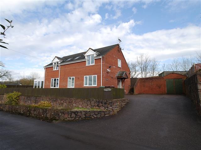 3 Bedrooms Detached House for sale in Burlescombe, Tiverton EX16
