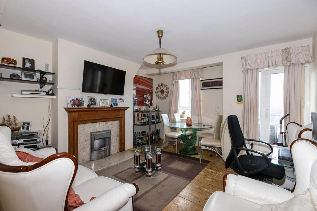 2 Bedrooms Flat for sale in Kingswood Estate, West Dulwich, SE21