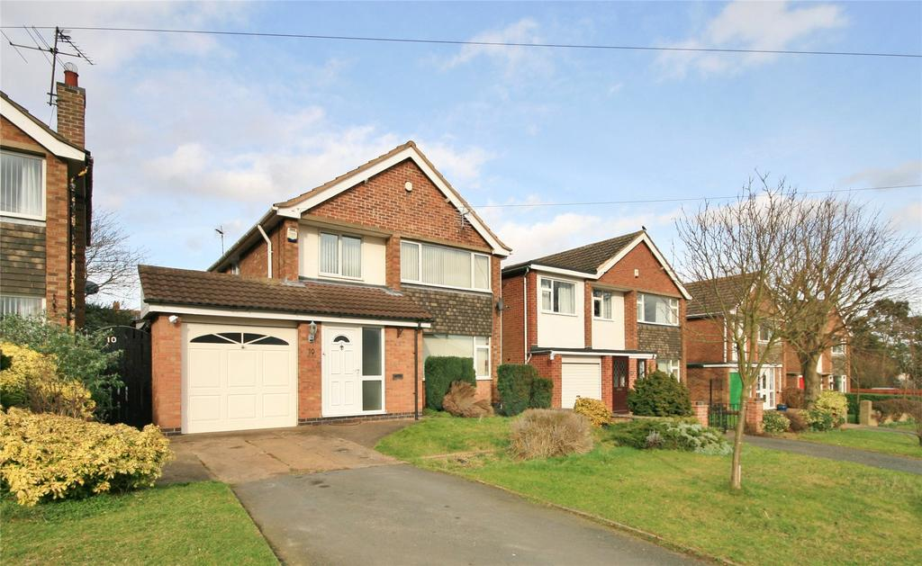 3 Bedrooms Detached House for sale in St Martins Way, Ancaster, NG32