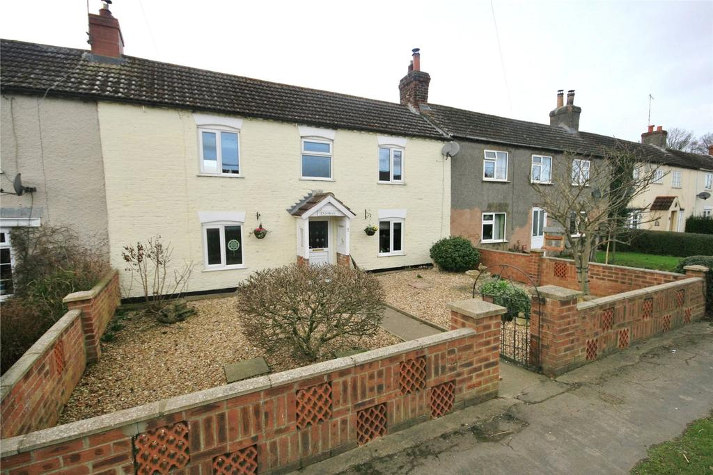 2 Bedrooms Terraced House for sale in Station Row, New Bolingbroke, PE22