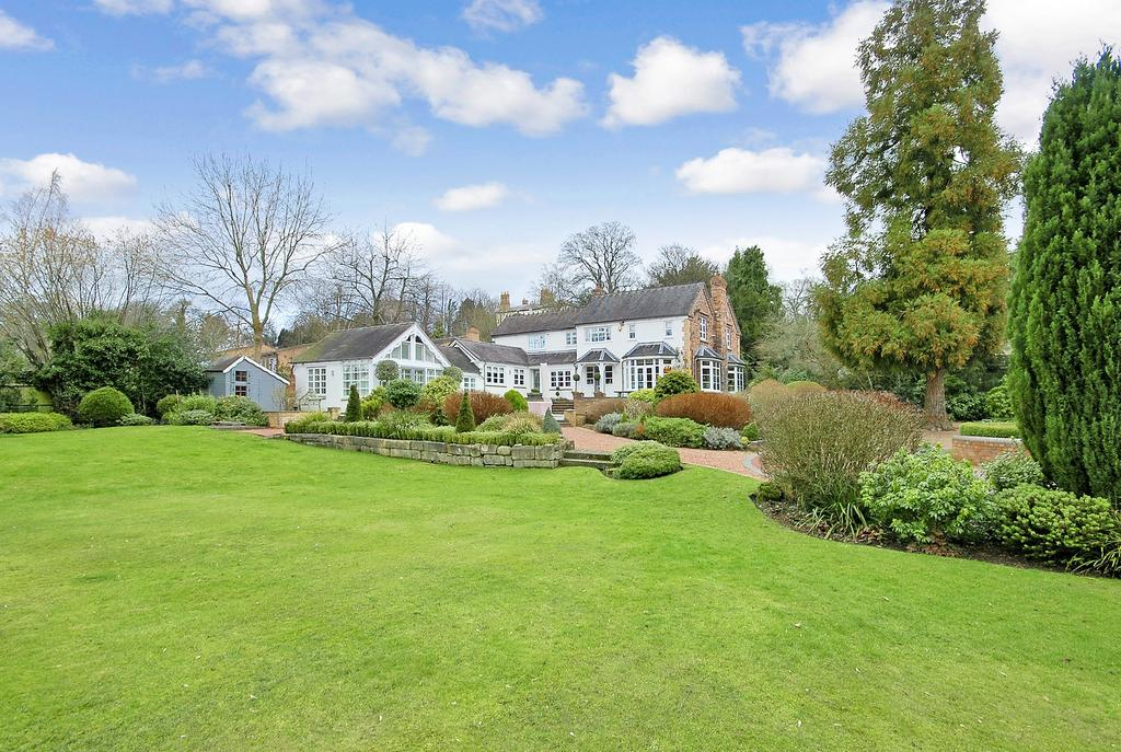4 Bedrooms Detached House for sale in Ryton Court, Ryton, Near Shifnal TF11