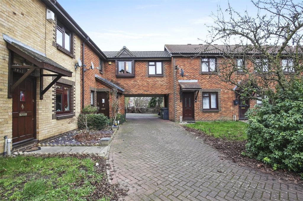3 Bedrooms House for sale in Tarragon Close, London, SE14