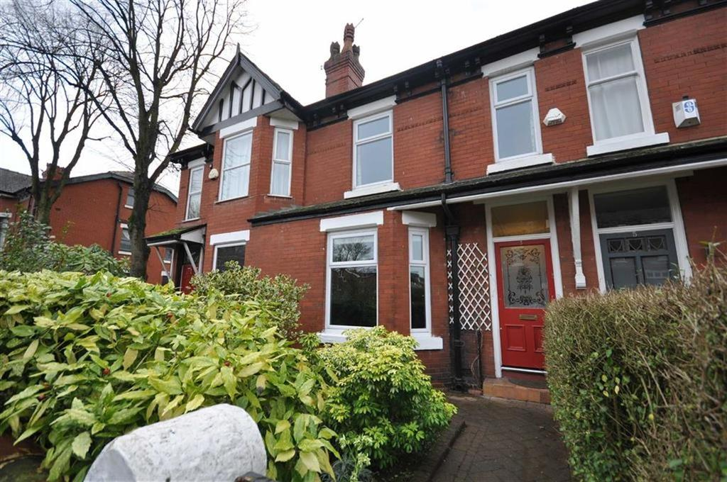 3 Bedrooms Terraced House for sale in Everett Road, West Didsbury, Manchester, M20